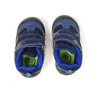 OshKosh B'Gosh | Boys Toddler Blue Sneakers 5